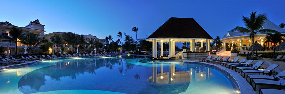 Luna de miel Hotel Bahia Principe Punta cana