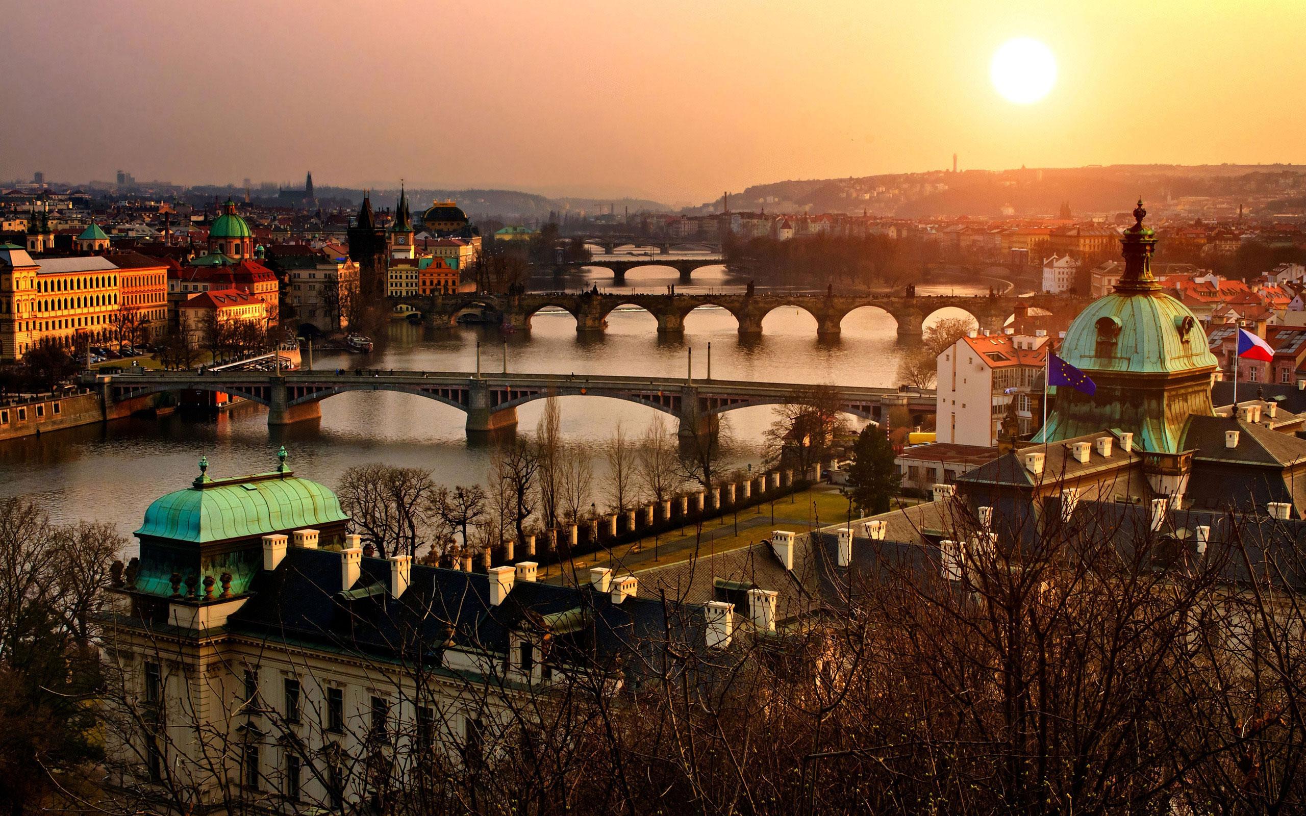 Praga y Bohemia oferta