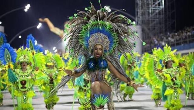 Carnavales Río de Janeiro