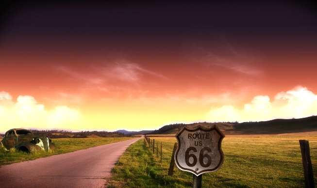 Viaje por la Ruta 66