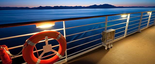 Crucero mares de la Península