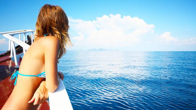 crucero por la costa azul
