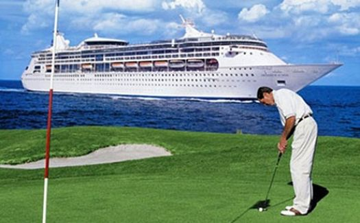 Crucero especial Golf