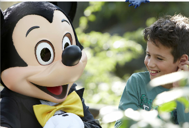 Disneyland: Niños y noches gratis