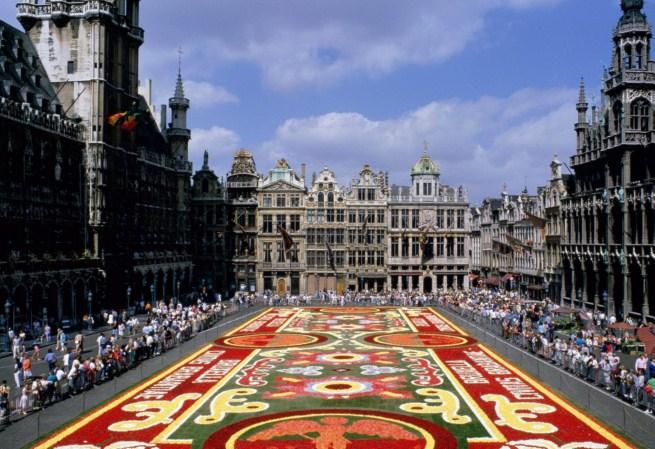 Circuito Bruselas, Brujas y Gante