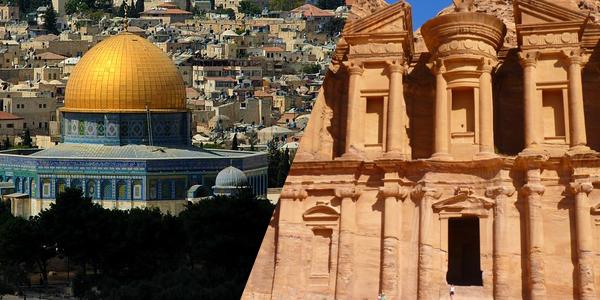 Oferta Israel y Jordania