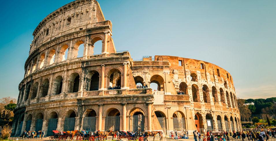 Circuito Roma Napoles Pompeya