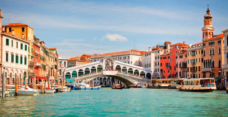 Circuito Florencia y Venecia