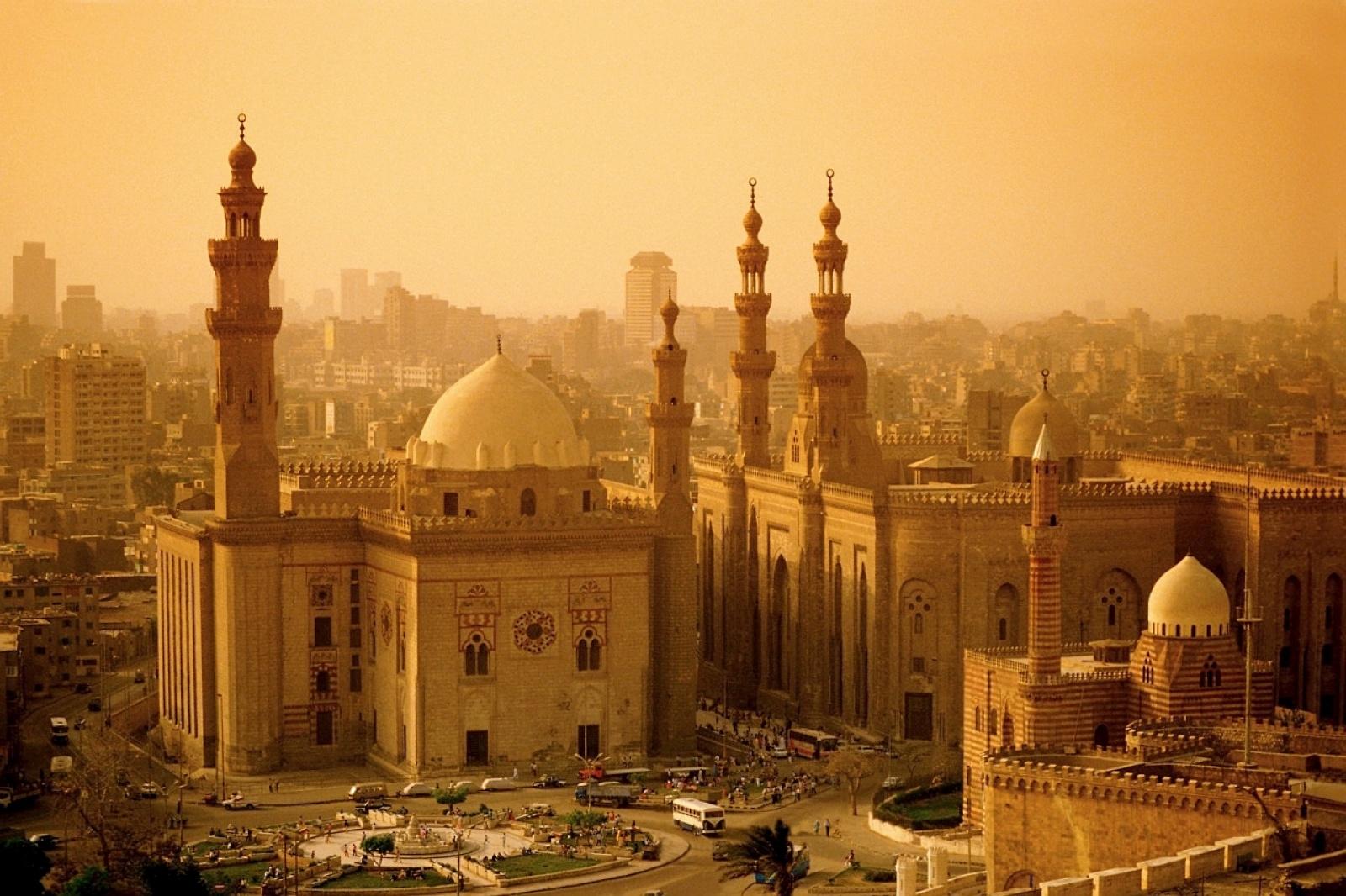 Egipto Semana Santa
