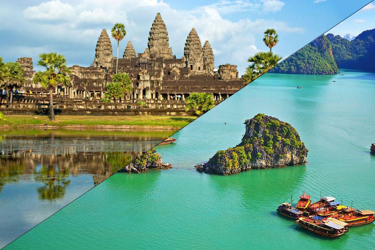 Vietam Camboya desde 2045€