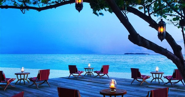 Viaje novios Maldivas