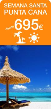 Oferta Semana Santa Punta Cana