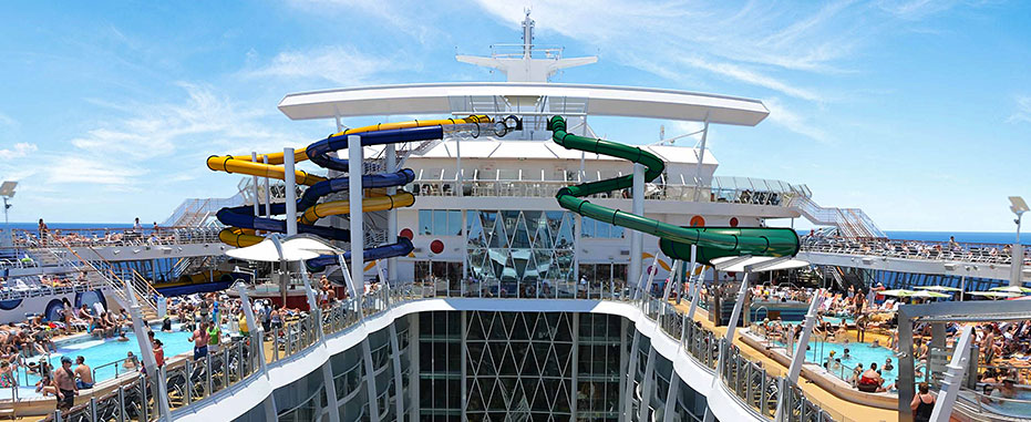 Crucero mas grande del Mundo
