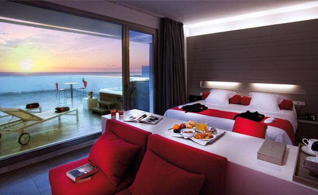 Los Hoteles mas romanticos