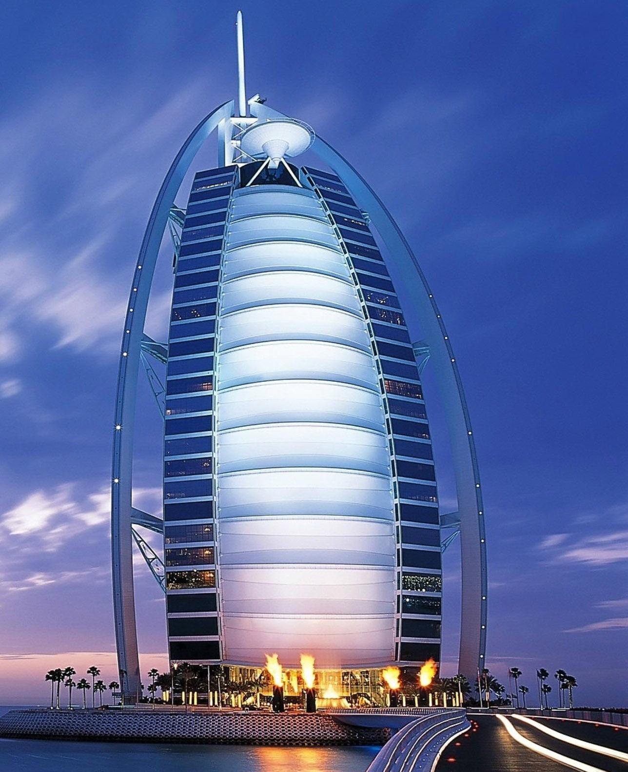 ¿Aún no has elegido tu hotel en Dubai?