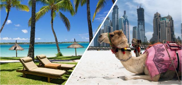 Combinado Dubai Mauricio