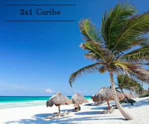 2x1 Caribe