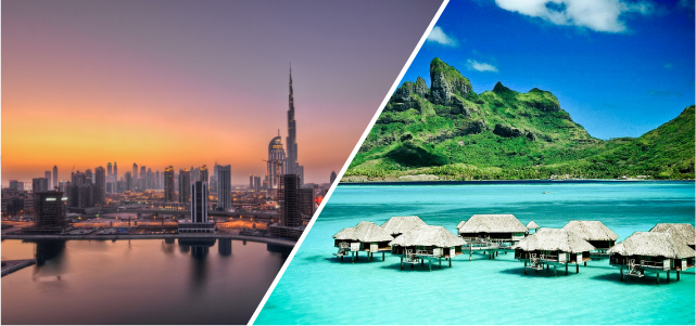 Ofertas Viajes Combinados