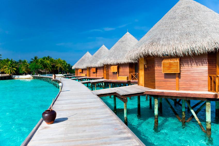 Viaje a las Islas maldivas