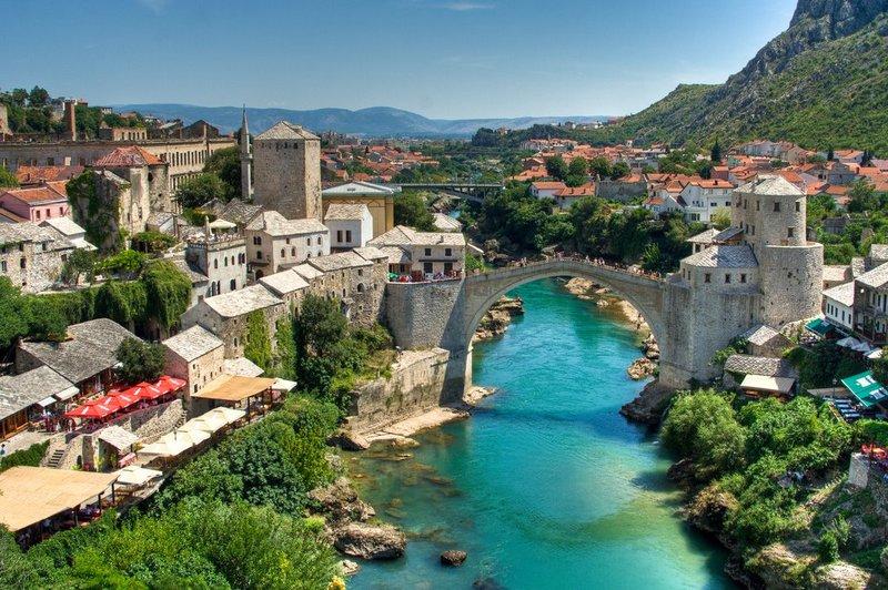 Circuito por Croacia