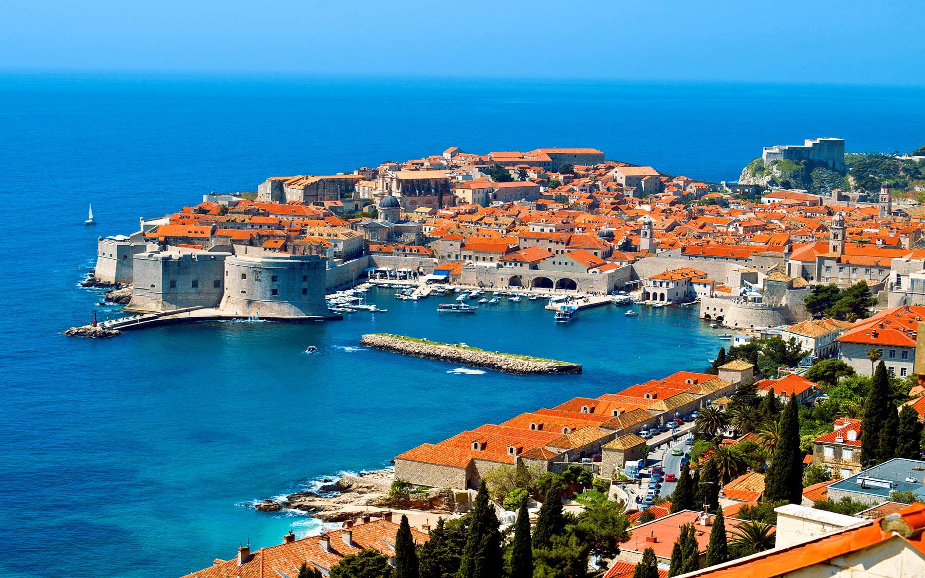 Dubrovnik, Circuito Croacia