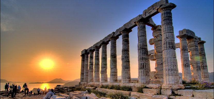 Acropolis de Atenas, Grecia