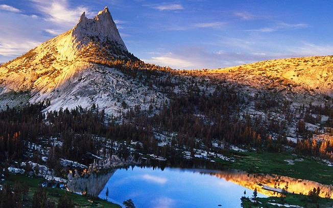 Parque nacional de Yosemite, EEUU