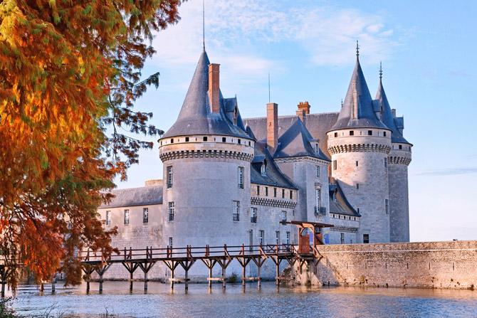 Tour Castillos del Lloira y París