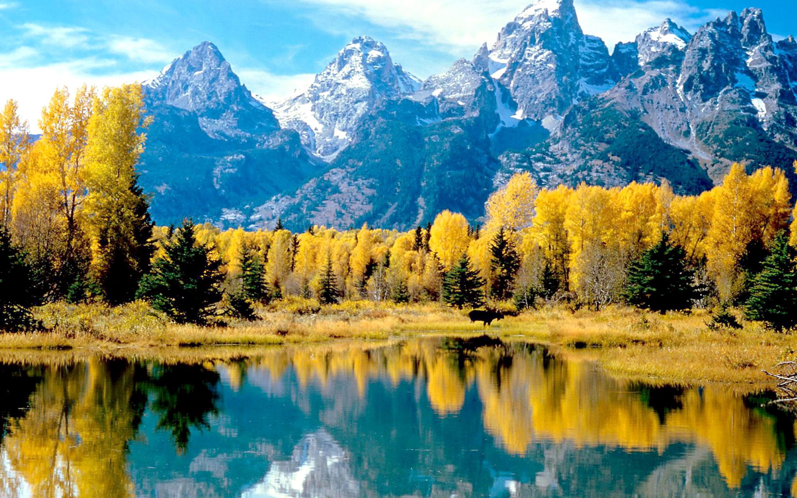 Parque Nacional Grand Teton, EEUU