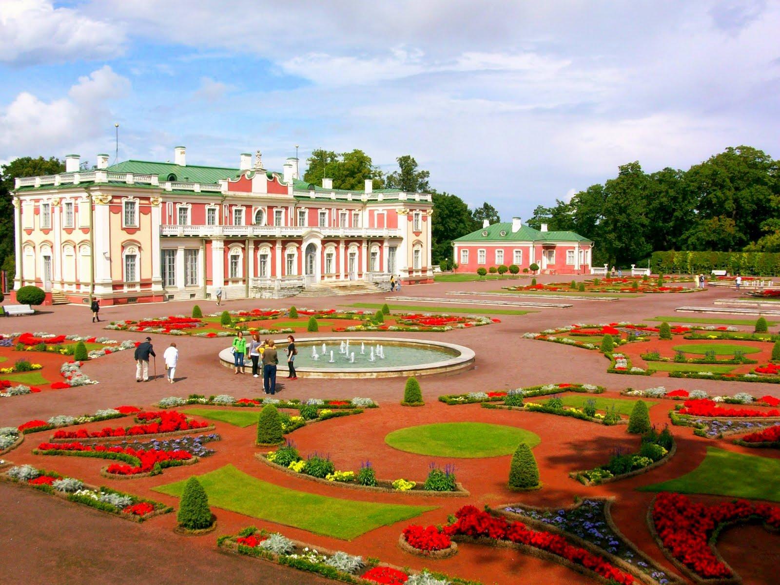 Circuito Capitales Bálticas y San Petersburgo