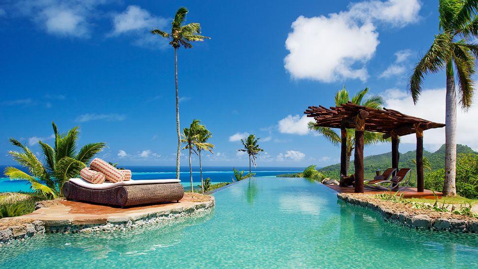 Combinado Australia Islas Fiji