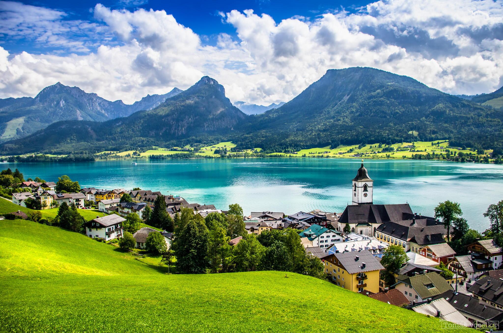 Austria y Baviera, St Wolfgang
