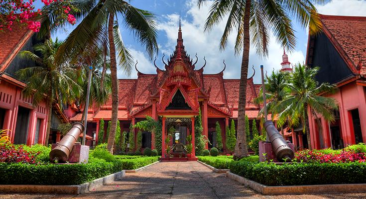 Luna de miel Vietnam Camboya