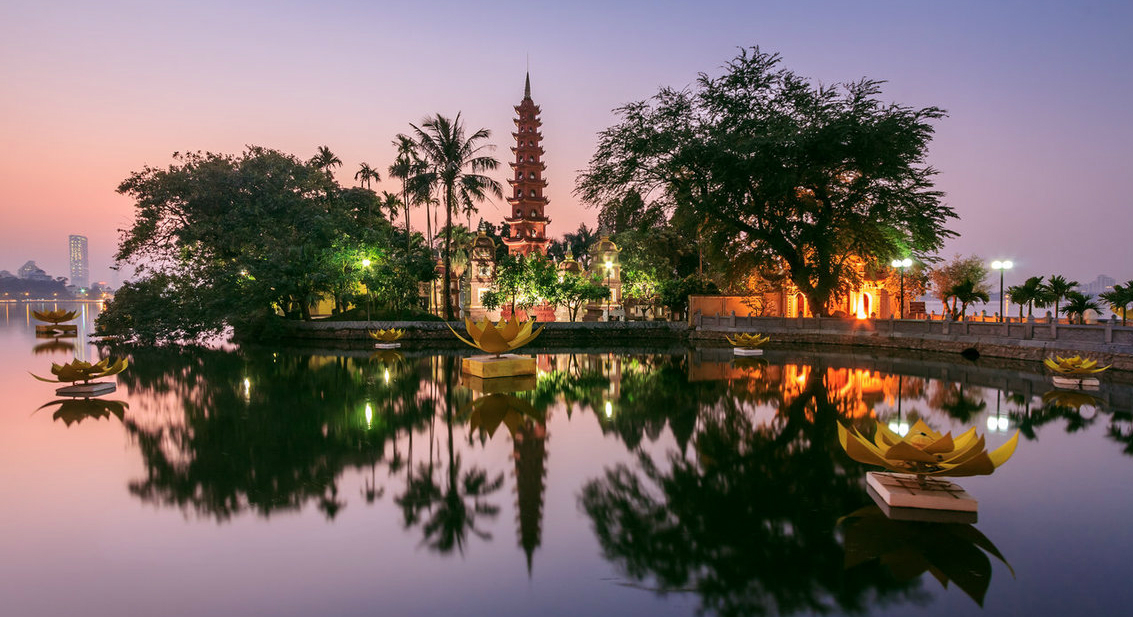 Viaje de novios Vietnam Camboya