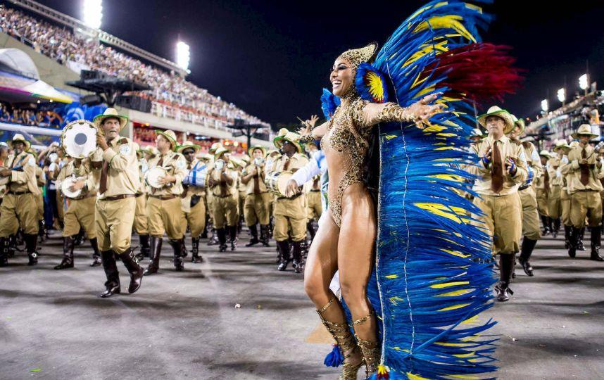 Carnaval de Brasil todo incluido