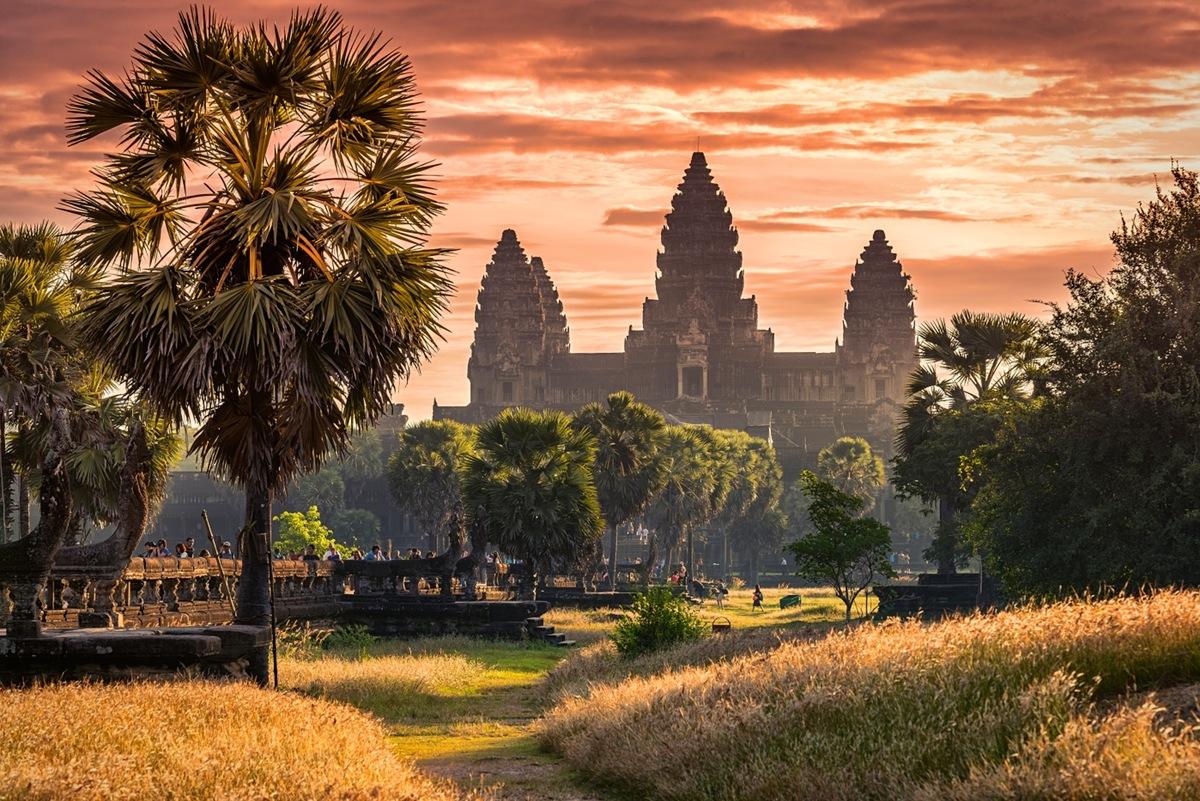 Circuito Camboya Myanmar