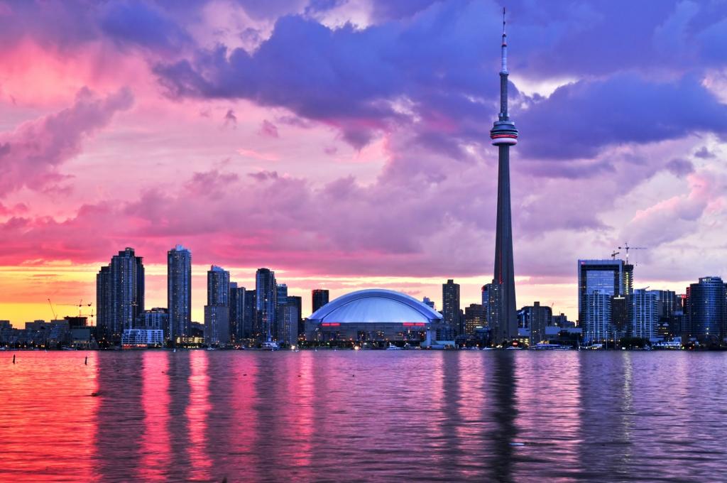 Viaje a Canada y Ballenas