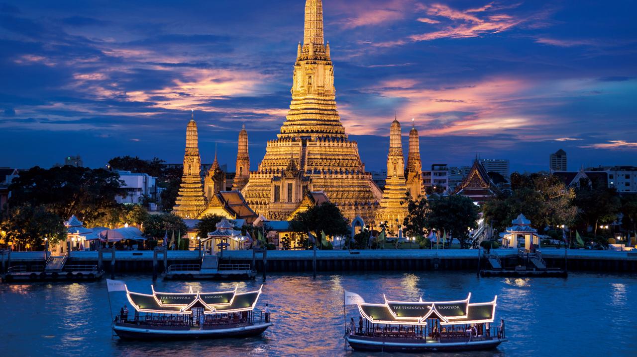 Combinado Bangkok y Krabi