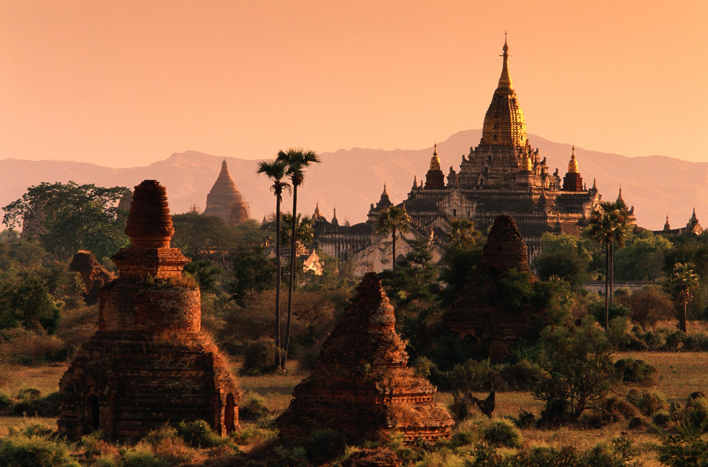 Luna de Miel en Myanmar