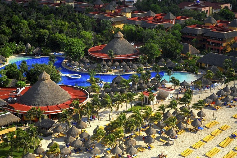 Hoteles 5 estrellas Riviera Maya