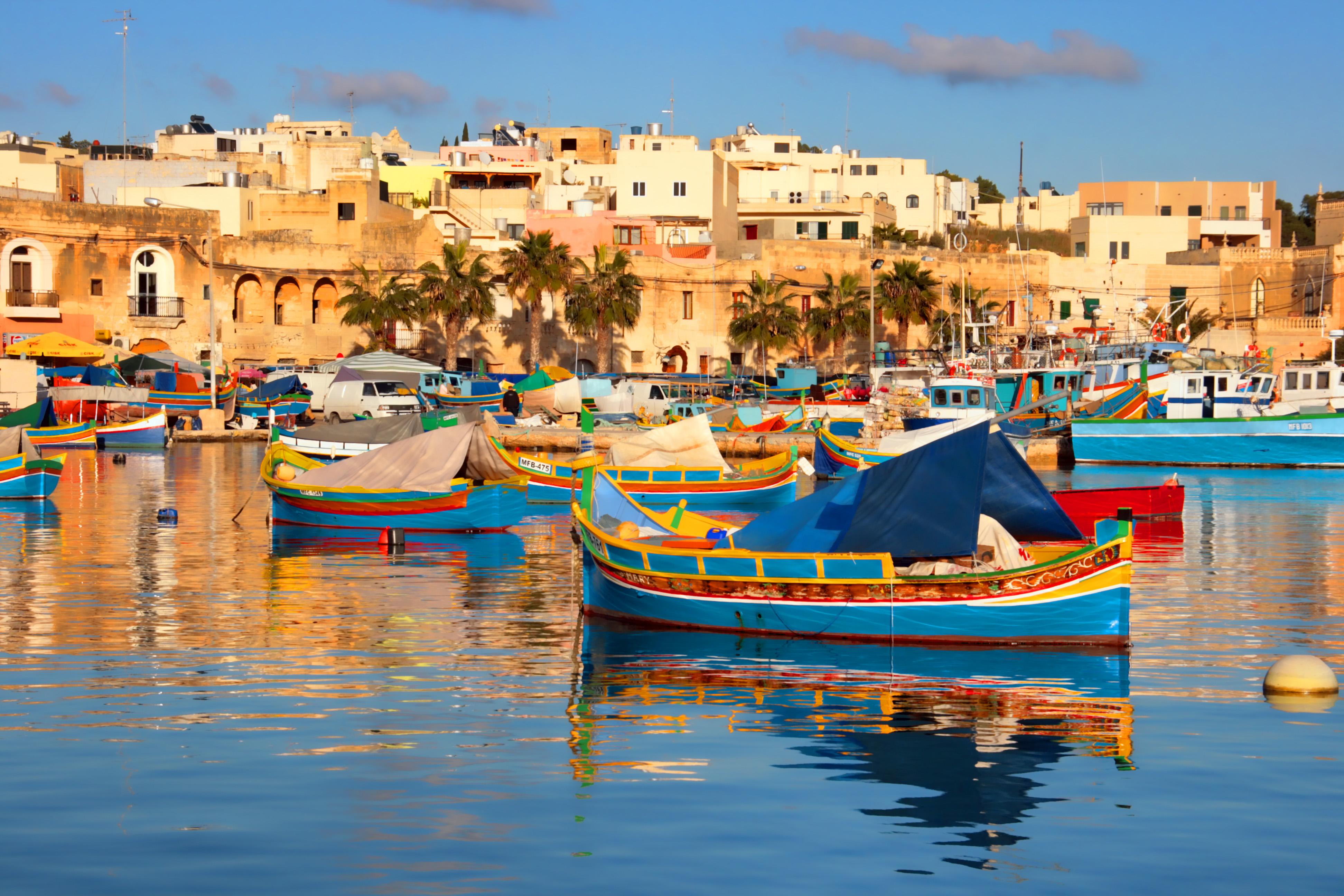 Circuito por Malta