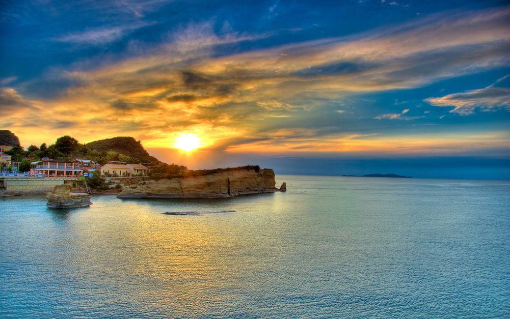 Viaje a Corfu barato
