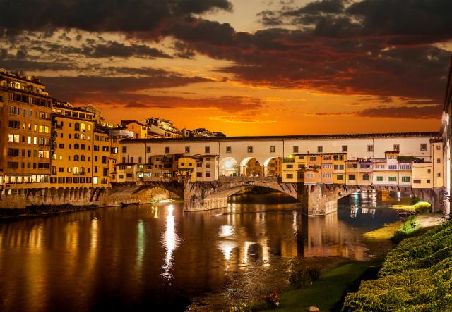 Viaje a Florencia