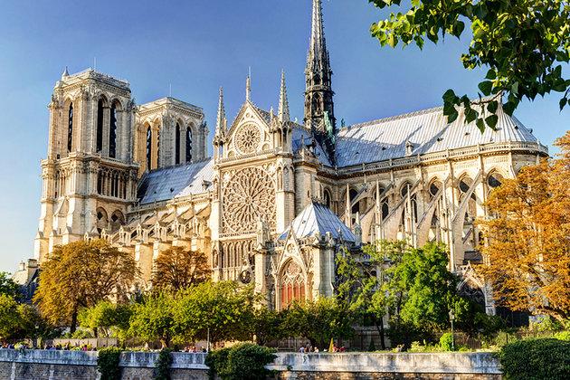 Semana santa en París