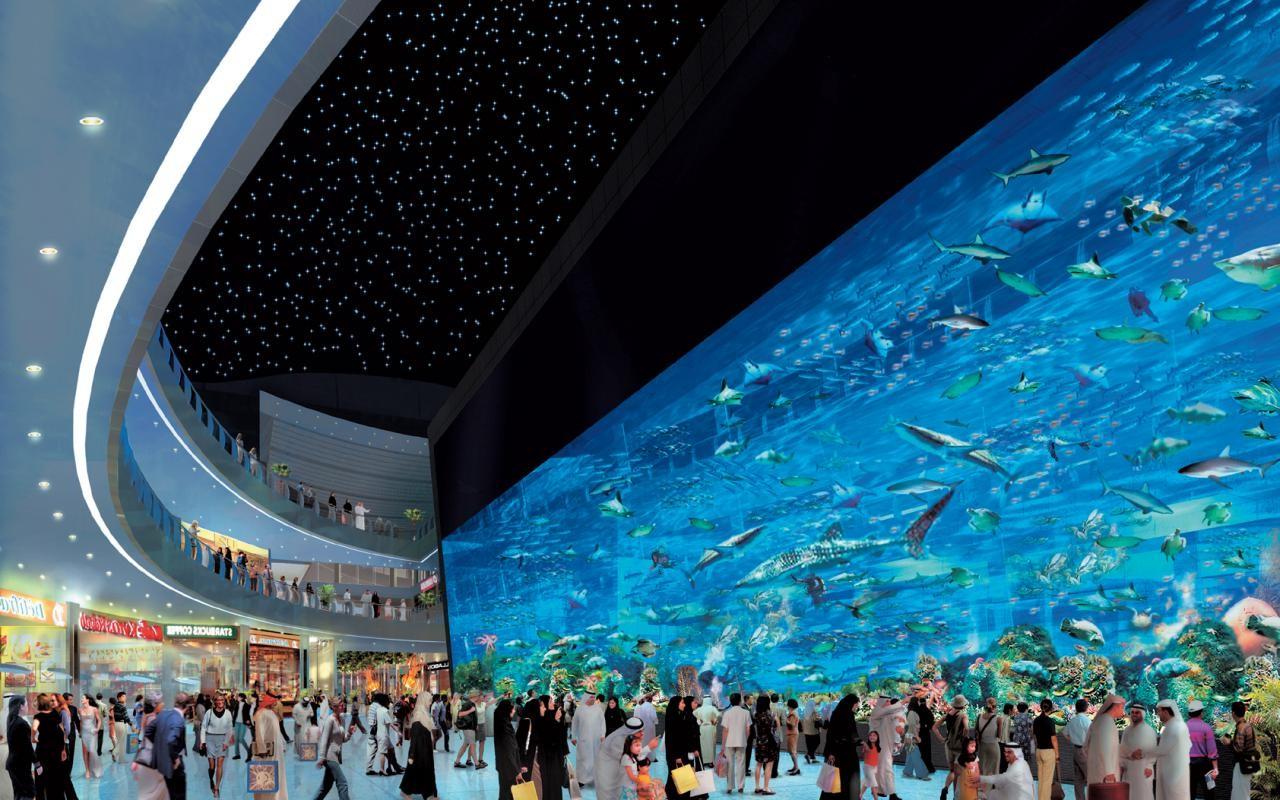Semana de compras en Dubai