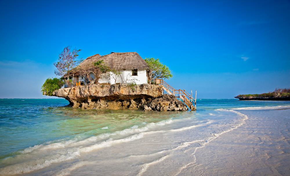 Viaje de novios a Zanzibar