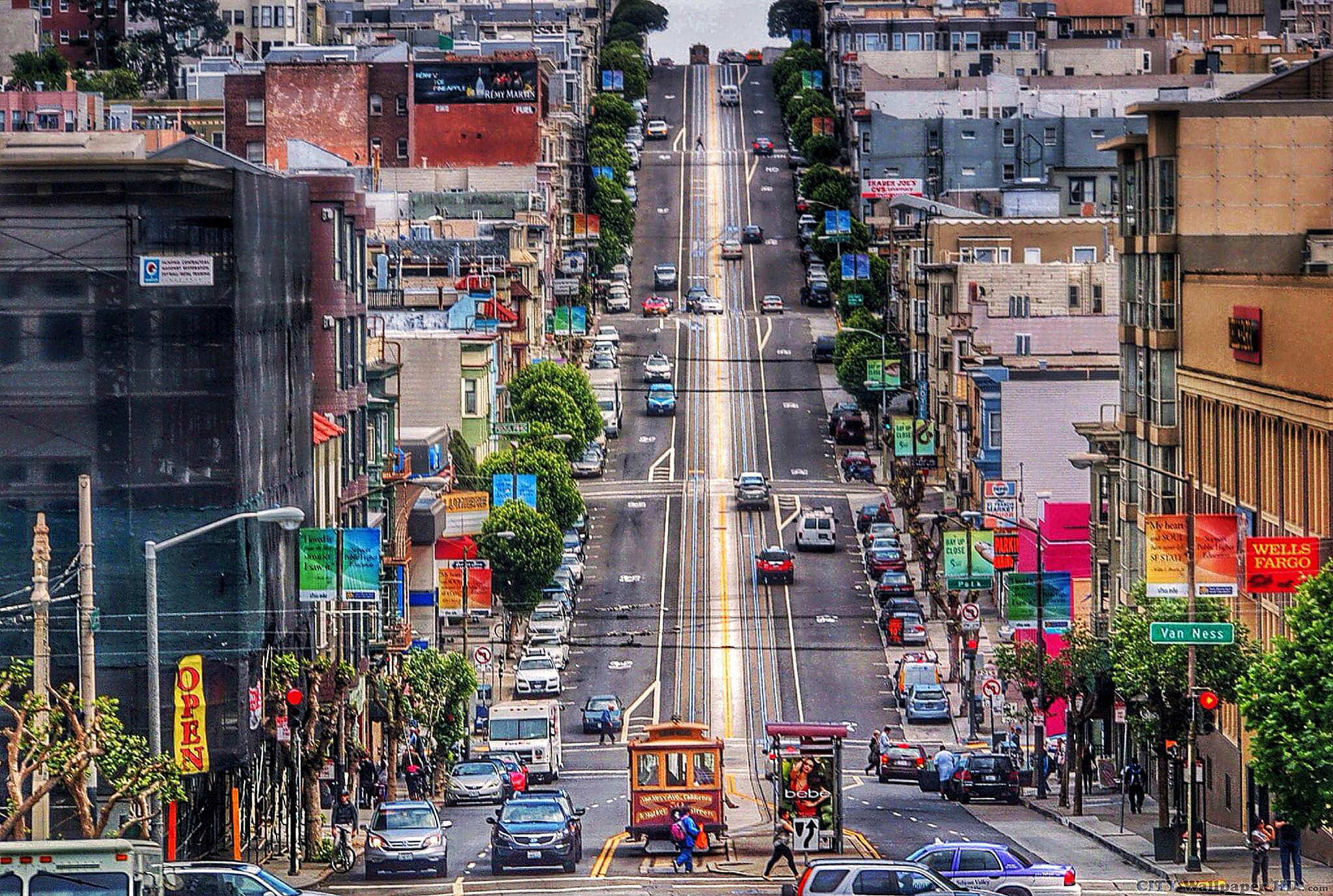 Oferta de viaje a San Francisco