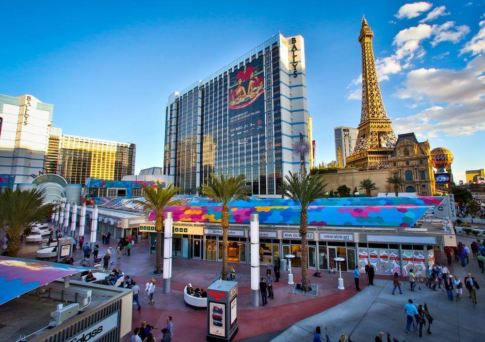 Viajes baratos a las Vegas