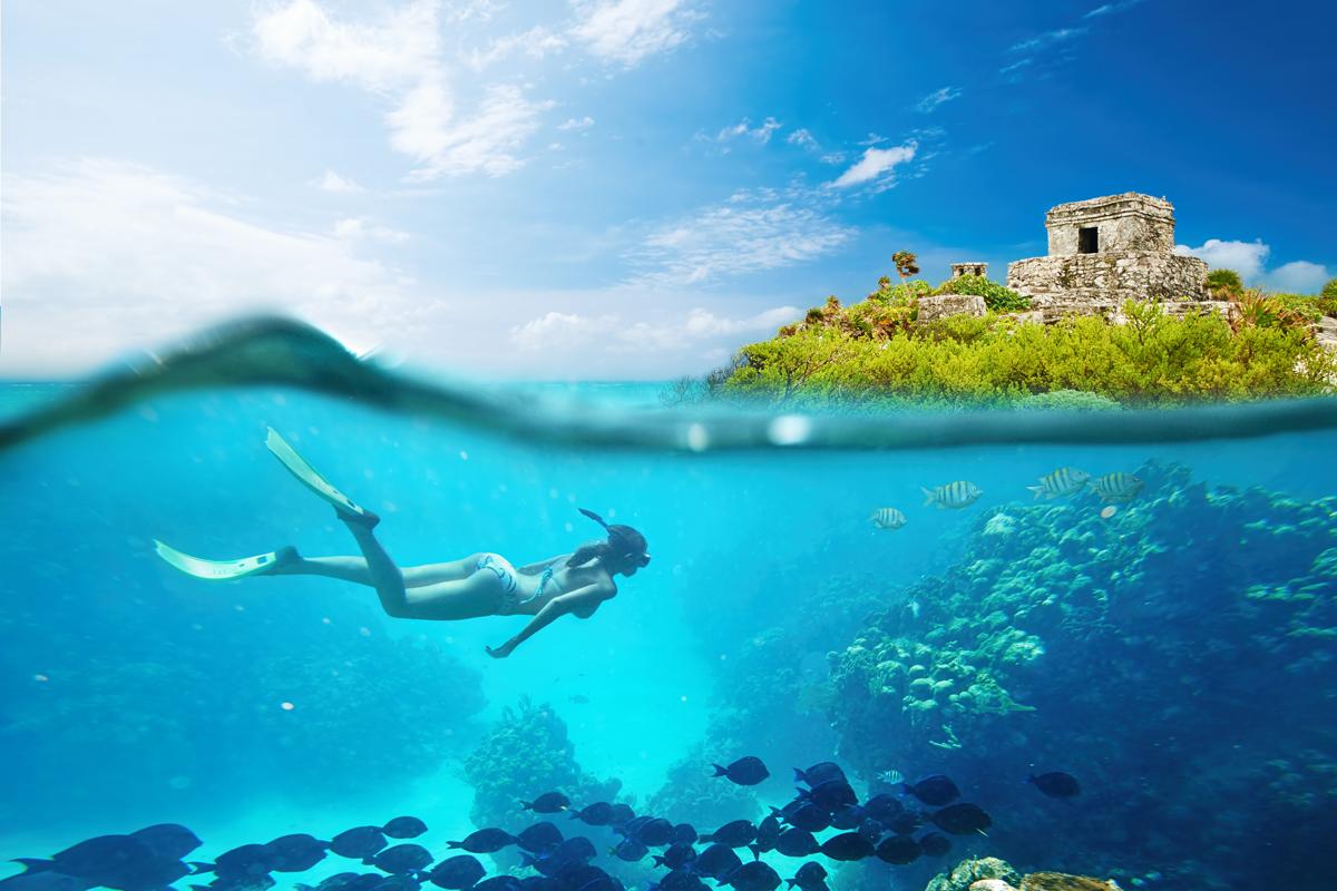 Viaje a Riviera Maya todo incluido 2x1