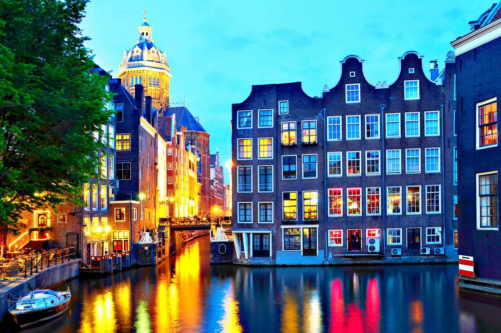 Viajes a Amsterdam vuelo mas hotel